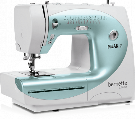 Bernina Milan 7