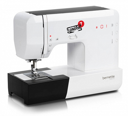 Bernina London 7